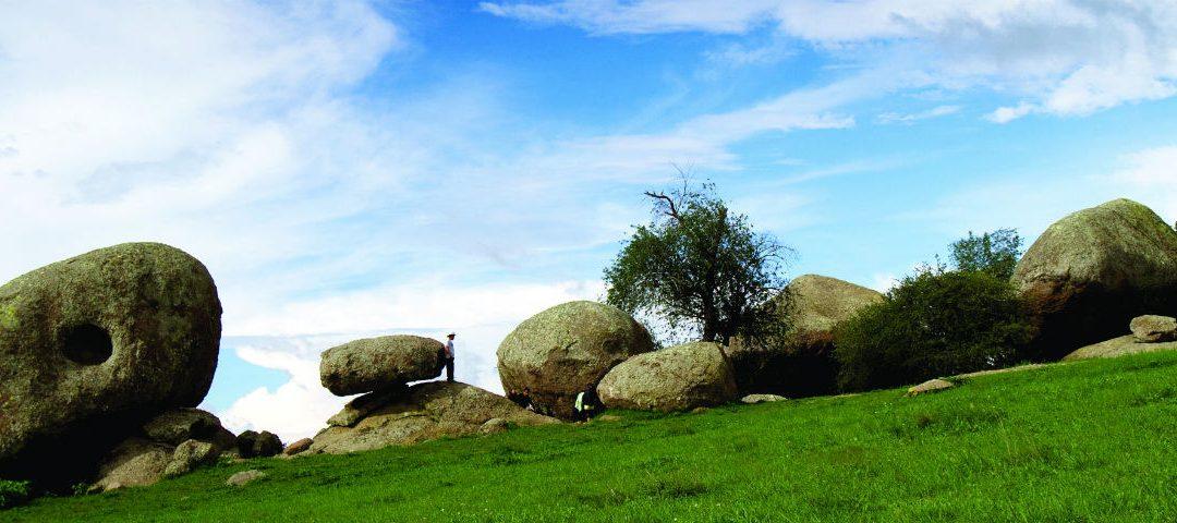 Divulgación de la geología de Tapalpa